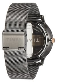 Timex - WOMENS TRANSCEND TONE CASE DIAL - Watch - gunmetal - 2