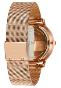 Timex - WOMENS TRANSCEND TONE CASE DIAL - Watch - rose gold-coloured - 2