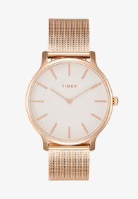 Timex - WOMENS TRANSCEND TONE CASE DIAL - Watch - rose gold-coloured - 1