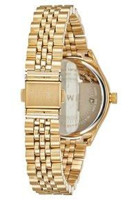 Timex - WATERBURY - Watch - gold-coloured - 2