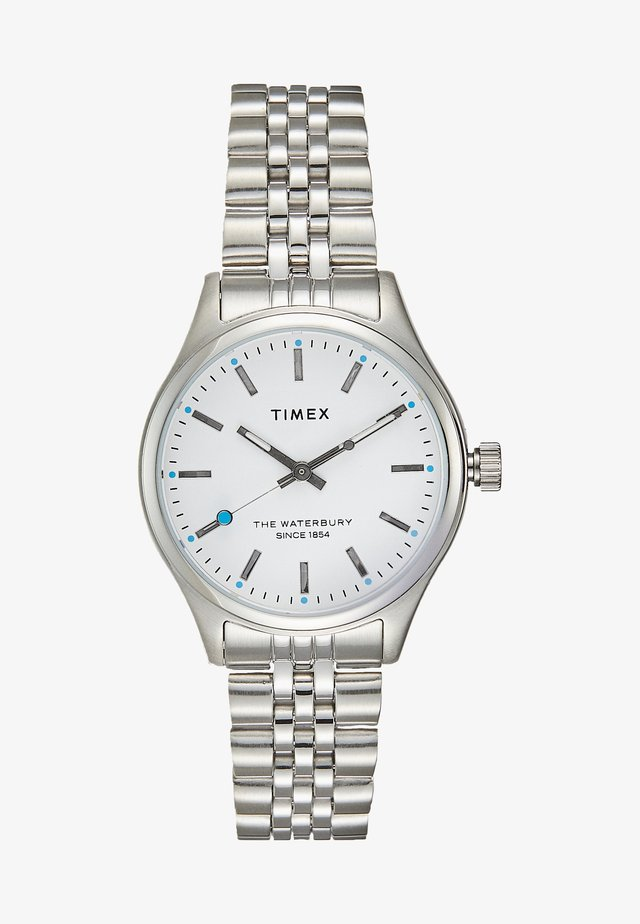 WATERBURY NEON - Uhr - silver-coloured