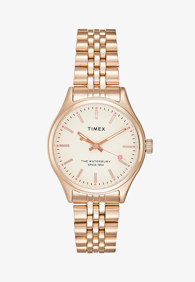 WATERBURY NEON - Montre - rosegold-coloured