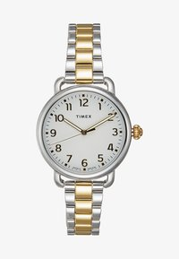 Timex - WOMEN'S STANDARD - Montre - silver-coloured/gold-coloured - 1
