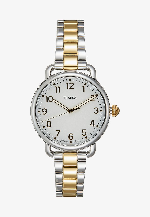 WOMEN'S STANDARD - Horloge - silver-coloured/gold-coloured