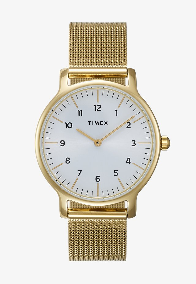 WOMEN'S NORWAY - Uhr - gold-coloured