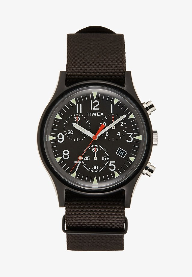 MK1 - Chronograph watch - black