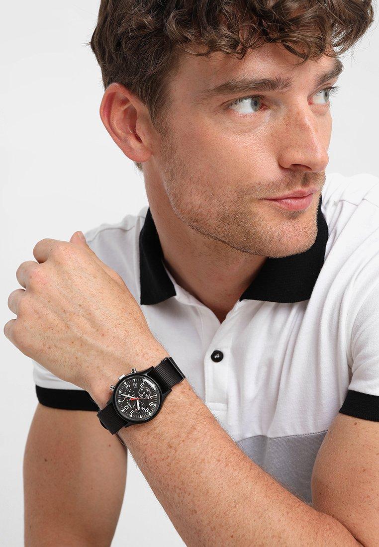 Timex - MK1 - Chronograph watch - black