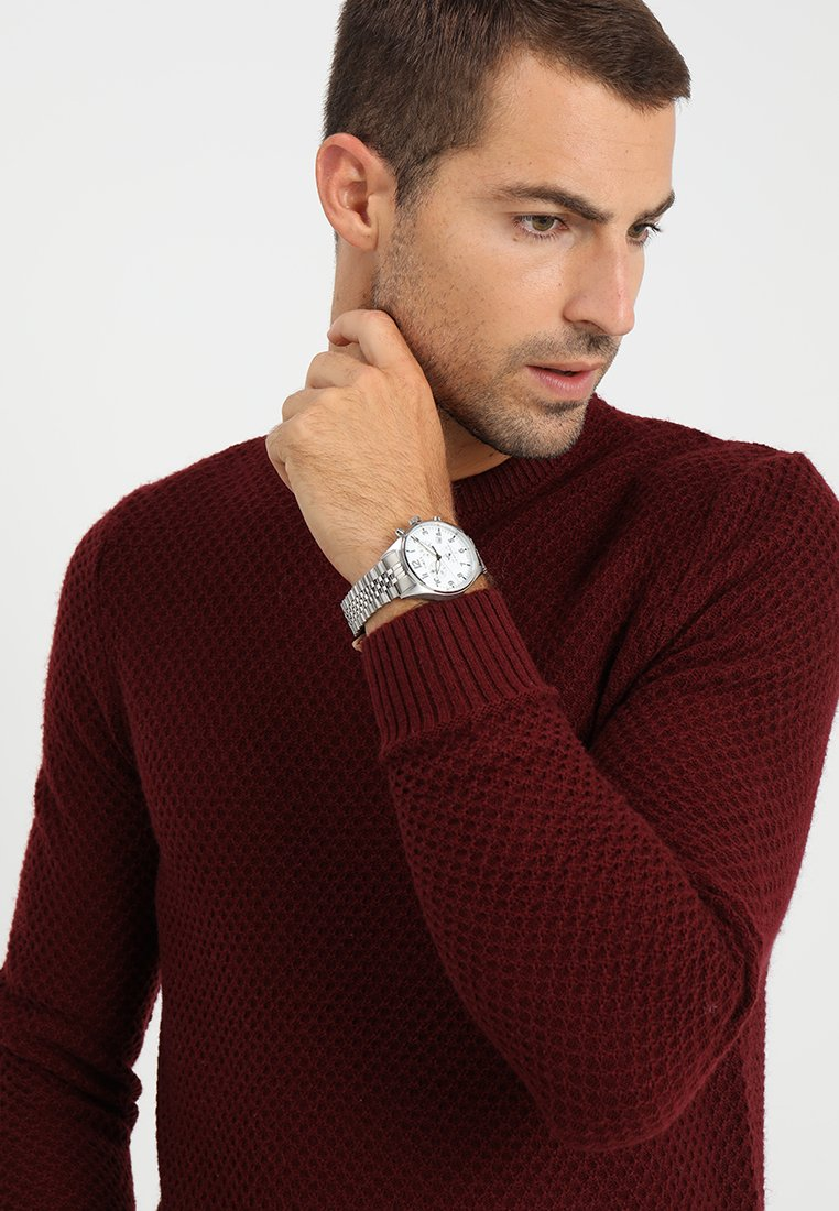 Timex - WATERBURY TRADITIONAL - Montre à aiguilles - silver-coloured
