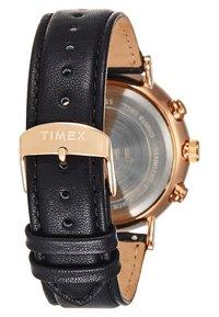 Timex - FAIRFIELD CHRONOGRAPH SUPERNOVA 41 mm - Hodinky se stopkami - black/gold-coloured - 2