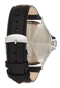 Timex - HARBORSIDE 42 mm BRACELET - Watch - black/silver-coloured - 2