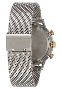 Timex - WATERBURY CLASSIC CHRONOGRAPH - Hodinky se stopkami - silver-coloured/white - 2