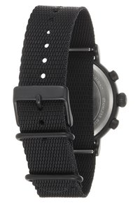 Timex - STANDARD CHRONOGRAPH 41 mm - Hodinky se stopkami - all black - 2