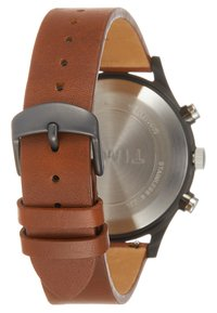 Timex - MK1 STEEL SUPERNOVA CHRONOGRAPH - Hodinky se stopkami - brown/grey - 2