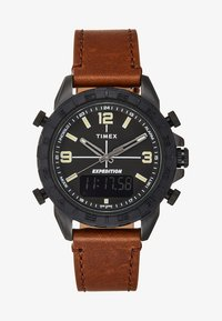 Timex - EXPEDITION PIONEER COMBO - Hodinky - brown - 1
