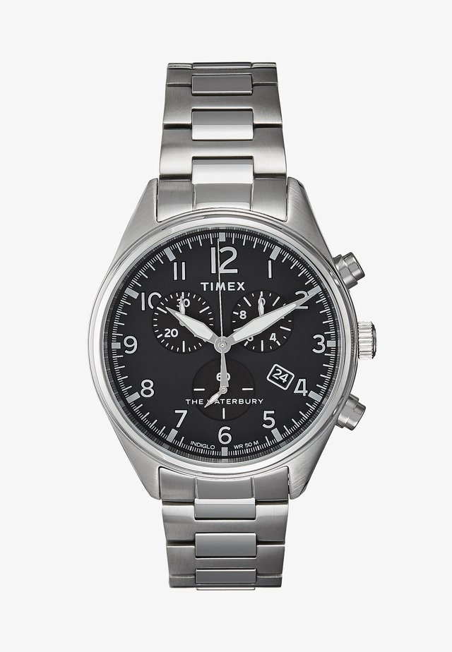 WATERBURY TRADITIONAL - Chronograph - silver-coloured