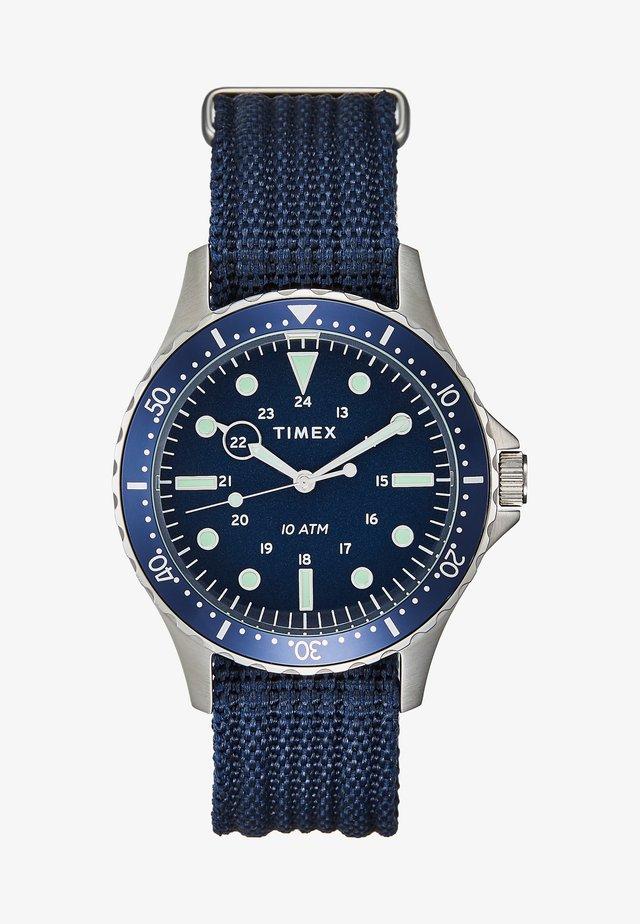 Uhr - navy