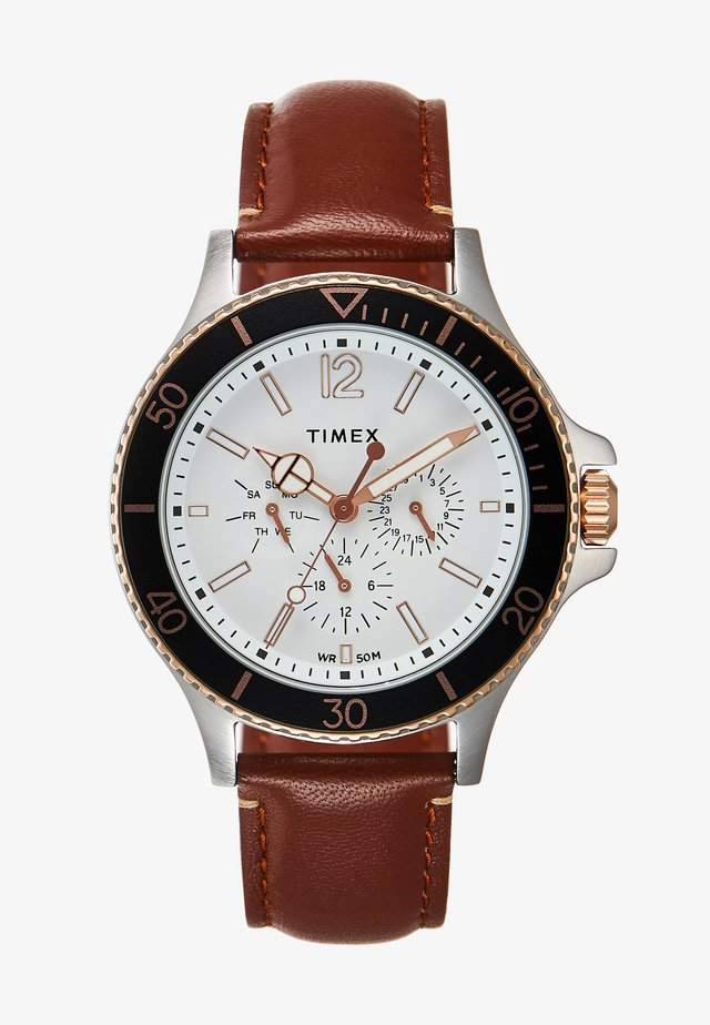 HARBORSIDE MULTI - Watch - brown