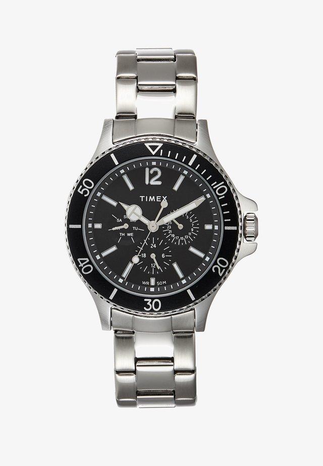 HARBORSIDE MULTI - Zegarek - silver-coloured/black