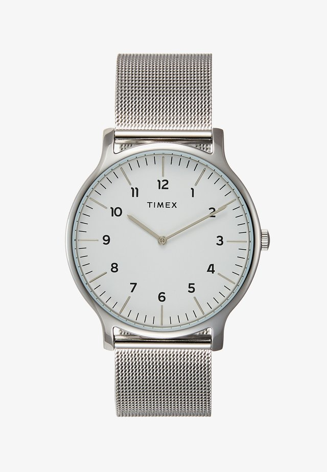 NORWAY - Uhr - silver-coloured