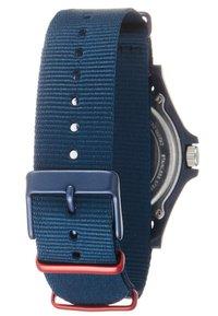Timex - TIMEX X PEANUTS X NASA - Hodinky - blue - 1