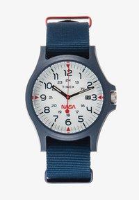 Timex - TIMEX X PEANUTS X NASA - Hodinky - blue - 0