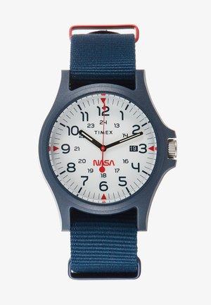 TIMEX X PEANUTS X NASA - Hodinky - blue