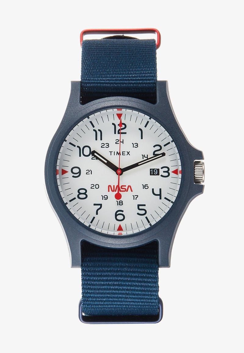 Timex - TIMEX X PEANUTS X NASA - Hodinky - blue