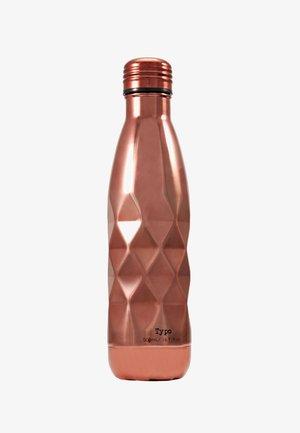DRINK BOTTLE LASER 500ML - Accessoires Sonstiges - rose gold-coloured faceted