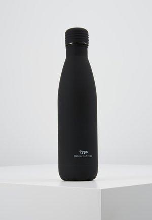 DRINK BOTTLE LASER 500ML - Andet - black rubber