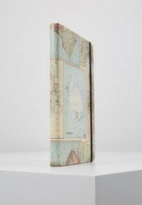 TYPO - JOURNAL NOVELTY JOURNAL SLOTH PEN SET - Jiné - grid world map - 4