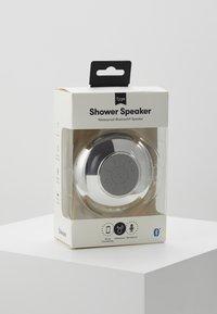 TYPO - SHOWER SPEAKER - Speaker - chrome - 4