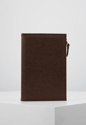 TRAVEL ZIP JOURNAL - Accessoires Sonstiges - rich tan