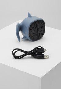 TYPO - NOVELTY WIRELESS SPEAKER - Lautsprecher - blue - 3