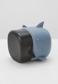 TYPO - NOVELTY WIRELESS SPEAKER - Lautsprecher - blue - 6