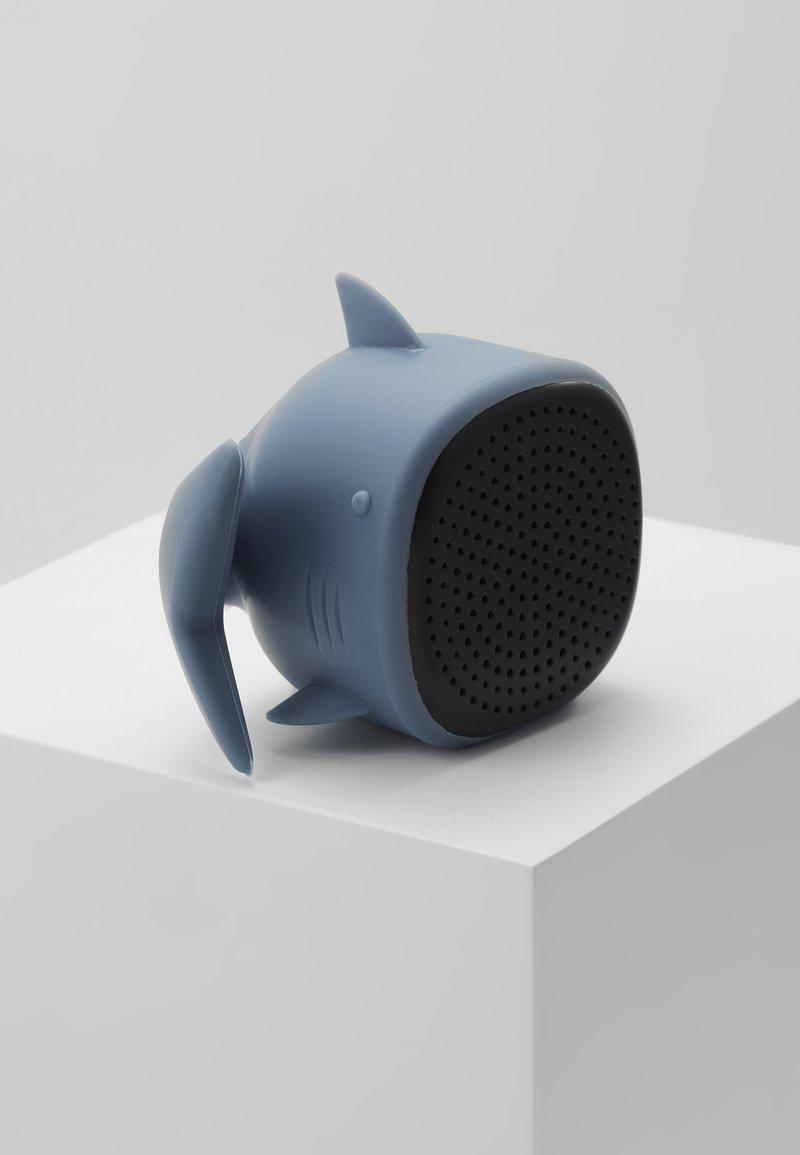 TYPO - NOVELTY WIRELESS SPEAKER - Lautsprecher - blue