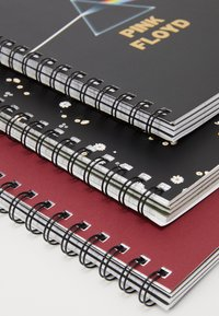 TYPO - A5 CAMPUS NOTEBOOKS 3 PACK - Accessoires - Overig - multi-coloured - 2