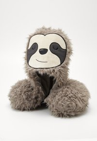 TYPO - TRAVEL PILLOW WITH HOOD - Jiné - sloth - 4