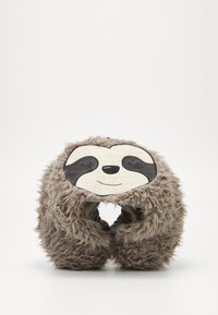 TYPO - TRAVEL PILLOW WITH HOOD - Jiné - sloth - 0