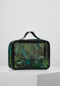 TYPO - LUGGAGE PACKING CELLS SET - Příruční zavazadlo - black/palm - 6