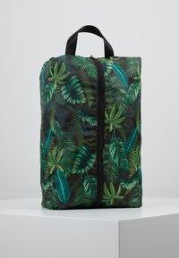 TYPO - LUGGAGE PACKING CELLS SET - Příruční zavazadlo - black/palm - 2