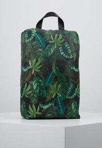 TYPO - LUGGAGE PACKING CELLS SET - Příruční zavazadlo - black/palm - 3