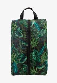 TYPO - LUGGAGE PACKING CELLS SET - Příruční zavazadlo - black/palm - 10