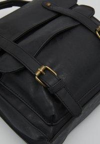 TYPO - SATCHEL BACKPACK - Reppu - black - 2