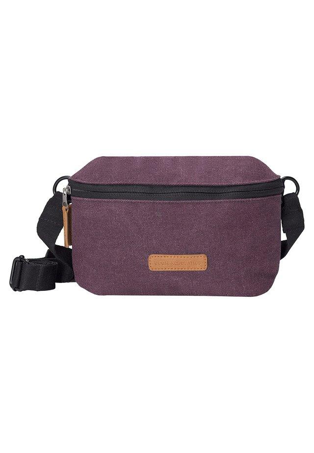 JONA  - Across body bag - bordeaux [44-6619]