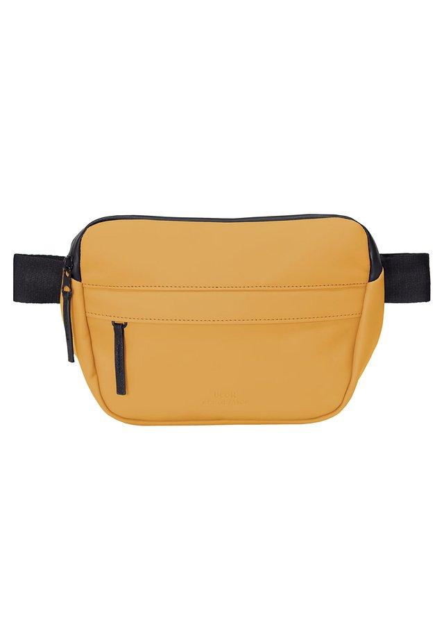 JACOB LOTUS SERIES - Bum bag - honey mustard [45-6619]