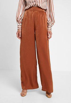 Pantalon classique - tan