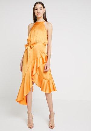 Vestito elegante - orange