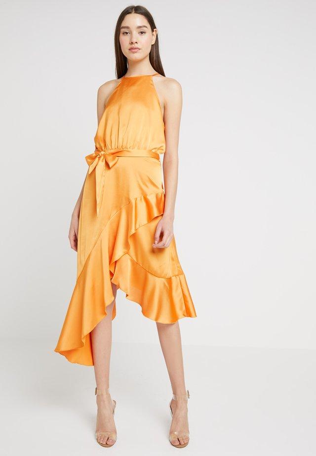 Cocktailkleid/festliches Kleid - orange