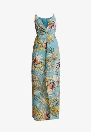 PALM DRESS - Maxi šaty - blue