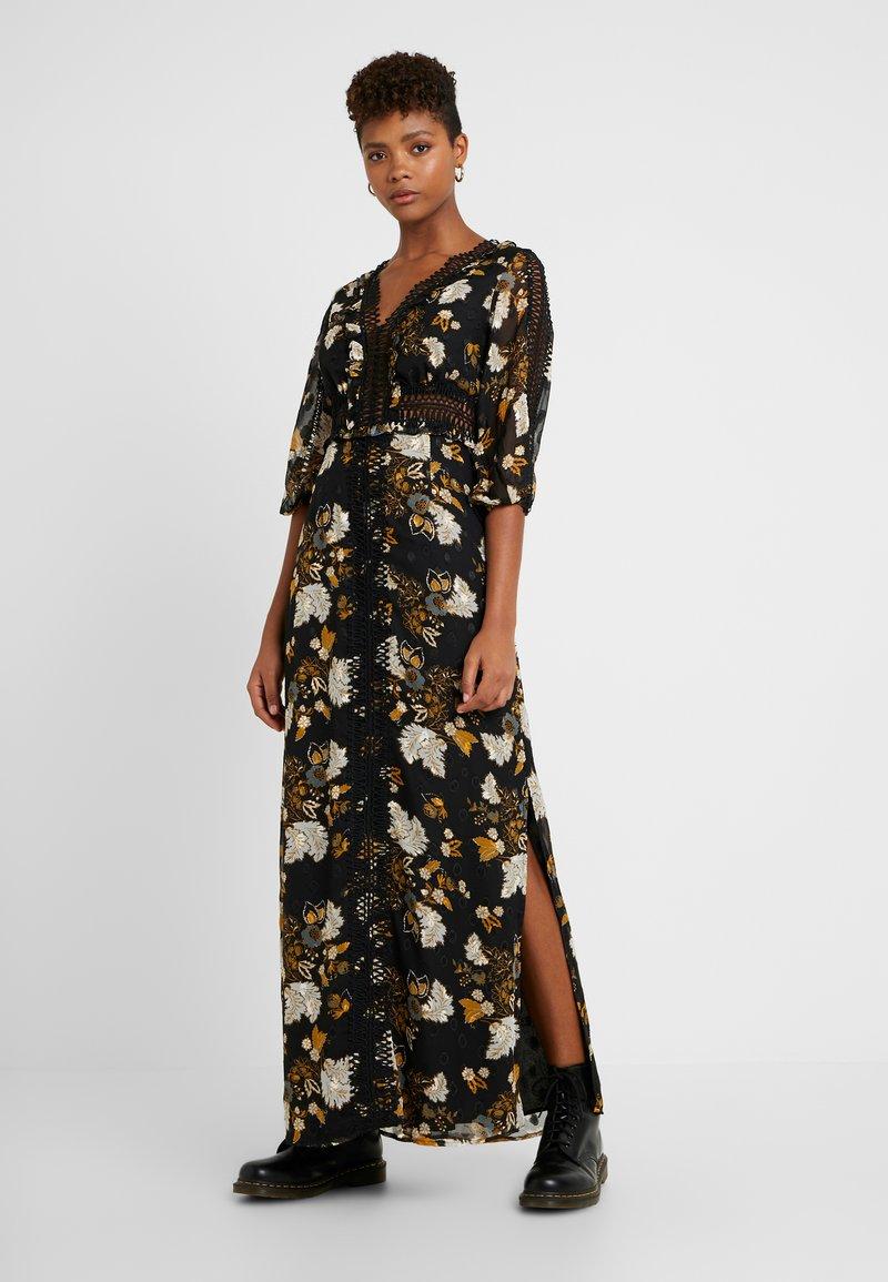 U Collection - Maxi dress - black